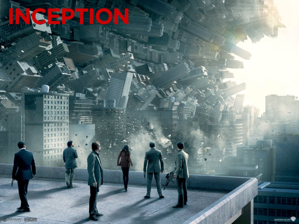 Начало (Inception) 2010